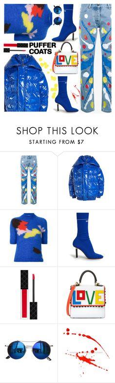 """Untitled #590"" by rastaress-motso ❤ liked on Polyvore featuring Mirco Gaspari, Vetements, Delpozo, Gucci, Les Petits Joueurs and Chicnova Fashion"