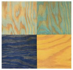 Moonishco.com Dyed Plywood wall tiles.
