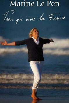 Pisando charcos: Marine Le Pen, paisaje ruso con figura y música de fondo 20/05/2014