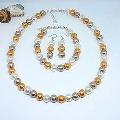 Autumn Wedding, Spring Wedding, Rustic Wedding, Groom Gifts, Bride Gifts, Amazing Gifts, Beautiful Gifts, Pearl Bracelet, Pearl Earrings