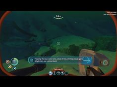 Subnautica New Game (Restart) - Voice of the Deep Update I had to restart the previous stream due to not having pressed the save button... total rookie mistake! Oops... Anyway here we go again from the beginning.
