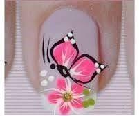 Resultado de imagen para deko's uñas Purple Nail Art, One Stroke Painting, Beautiful Nail Art, Nail Arts, Fun Nails, Pedicure, Nail Art Designs, Arts And Crafts, Hair Beauty