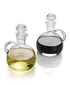 This Woodard & Charles Oil & Vinegar Cruet - Set of Two by Woodard & Charles is perfect! #zulilyfinds
