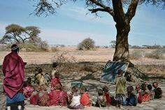 Masai school class