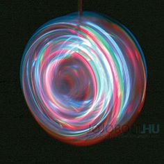 kids fun light up toy yoyo old school collectable play stocking filler Boy Girl