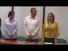 Toma protesta a Guillermo Lozano Sánchez como rector de la UTCV - YouTube