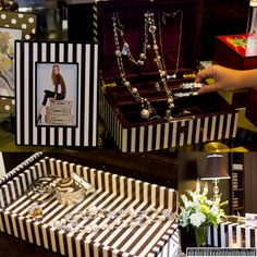 Henri Bendel accessories by #izak zenou #fashion #illustration #gift items #izak is repped by #traffic-nyc.com