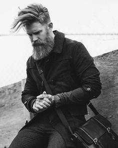 New work with @lanedorsey Haircut/grooming by @paulpereira08 Styled by @paullangillpaul @paulmatthewmanagement Beard care using @apothecary87 Muskoka Beard Balm #menshair #menshairstyle #mensfashion #beardcare #Toronto