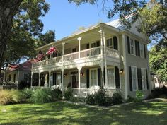 10 Best Bed and Breakfasts Near Fredericksburg, Texas (with Prices & Photos) - TripsToDiscover Best Bed And Breakfast, Fredericksburg Texas, Carriage House, B & B, House Plans, Cottage, Mansions, Country, House Styles