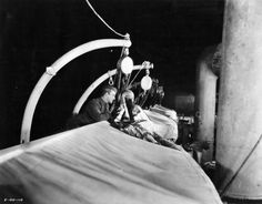 William Boyd and Mary Astor in TWO ARABIAN KNIGHTS (1927)