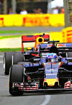 Max Verstappen l Australia 2016