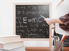 What is Mental Math? Lot of you out there are trying to find an answer to this question. Well, answer is quite simple, mental math is nothing but simple calculations done in your head, that is, mentally. E Learning, Learning Theory, Math Tutor, Math Class, Einstein, Education Quotes For Teachers, Quotes For Students, Math College, Funny Math Quotes