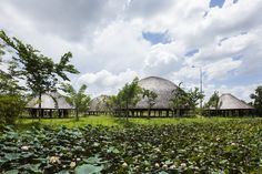 Gallery - Diamond Island Community Center / Vo Trong Nghia Architects - 2