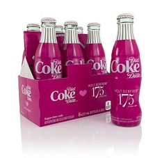 Diet Coke~Commerative bottle for the 175th birthday of Canada's fashion retailer~Holt Renfrew