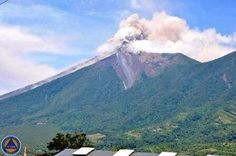 From Sunday morning, 3 March 2013, the Volcano of Fuego (Guatemala) increased its effusion of lava with continuous explosions
