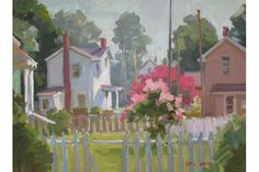 Water Street Gallery Landscape Artist Ken DeWaard