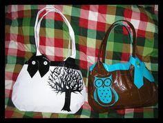Duck tape I love Love the Tree purse!!!!!