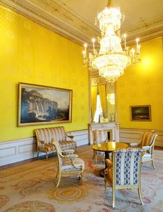 The Billard Room, Albertina State Rooms Billards Room, State Room, Vienna, Dining Table, Rooms, Furniture, Home Decor, House, Quartos
