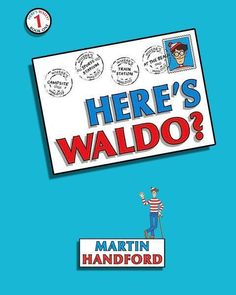 Book Titles With One Letter Missing:  Here's Waldo