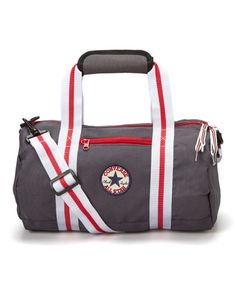 a0170b28f8d9 Steel Chuck Patch Tube Duffel Bag by Converse