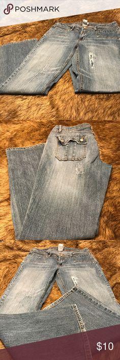 Boot cut Jeans No Boundaries boot cut jeans Sz 15 No Boundaries Jeans Boot Cut