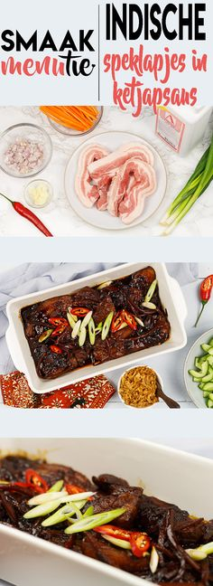 Indian bacon steaks in soy sauce - # I Love Food, Good Food, Yummy Food, Cooking Courses, Cooking Recipes, Steaks, Cooking Ribeye Steak, Bourguignon Recipe, How To Cook Ribs