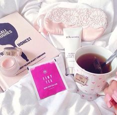 ♡ Breakfast at ♡ How To Look Pretty, Pretty In Pink, Good Morning Ladies, My Favorite Color, My Favorite Things, Just Girly Things, Girly Stuff, Pajamas All Day, Girls World