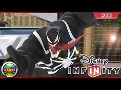 Disney Infinity 2.0 Venom Gameplay