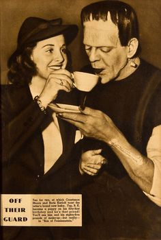 frankenstein #tea