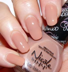 Nicole by OPI Southern Charm (Carrie Underwood Collection)