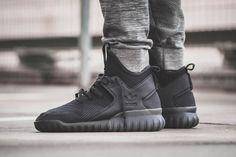 "http://SneakersCartel.com The adidas Tubular X Primeknit Gets Updated in ""Core Black"" #sneakers #shoes #kicks #jordan #lebron #nba #nike #adidas #reebok #airjordan #sneakerhead #fashion #sneakerscartel"