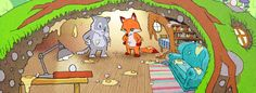 Maggy and Max by Stefanie Schurich hatch what a big mess – Maggy & Max Book Pages, Books Online, Big, Illustration, Image, Illustrations