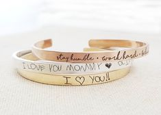 Hey, I found this really awesome Etsy listing at https://www.etsy.com/listing/496751143/personalized-cuff-thin-gold-personalized