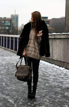 Makes me want winter bad!!!!! Love love love this!