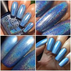 Too Fancy Lacquer - First Day Of Spring (LE)