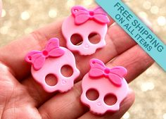 how cute are these going to be on little hair clippies!?!