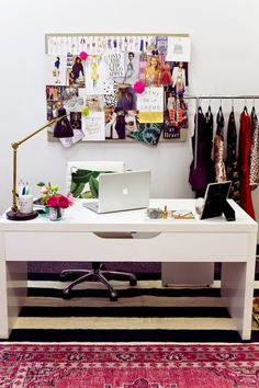 office in chicago...daily dream decor