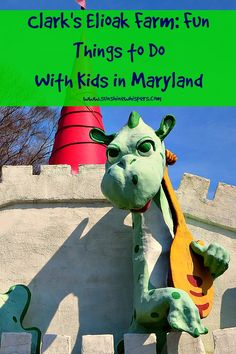 Clark's Elioak Farm: Fun Things to Do With Kids in Maryland- Sunshine Whispers  http://www.sunshinewhispers.com/2015/10/clarks-elioak-farm-a-truly-family-friendly-destination/