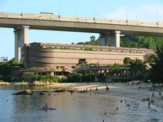 Noah's Ark, Hong Kong. One of three reconstructions I know about.