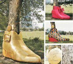 shoe advertising - Buscar con Google