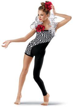 Carnival De Paris by weissman costumes. Jazz costume!!! Ballet Costumes, Tap Costumes, Party Costumes, Cute Dance Costumes, Circus Costume, Costumes 2015, Dance Poses, Jazz 2014, Unitards