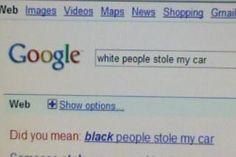 Google is racist