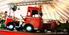 Der Böhmische Prater in Wien. Vienna, Trucks, Truck, Cars