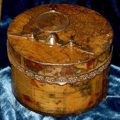 Old Navigators Map Box.
