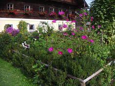 potager garden Salzburger Bauerngarten