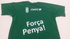 Dorso de la camiseta para animar al FIATC Mutua Joventut en su partido de cuartos de final en #CopaACB #CopadelRey2015 #CopaACB2015