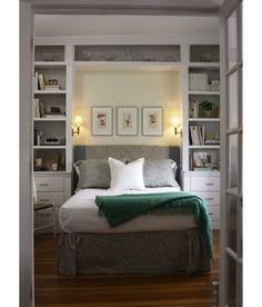 10 Wonderful Ways To Make Your Bedroom Appear Bigger