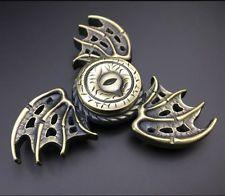 US SHIP!! Hand Tri Fidget Spinner Cool Dragon's eye Wing Rotate EDC Finger Gyro