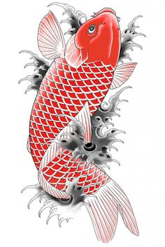 tattoos em forma de peixe png - Pesquisa Google