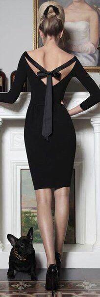 Элегантность – это ум женщины